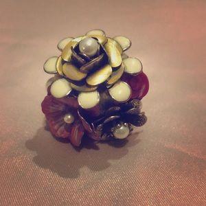Jewelry - Flower Ring (Vintage)